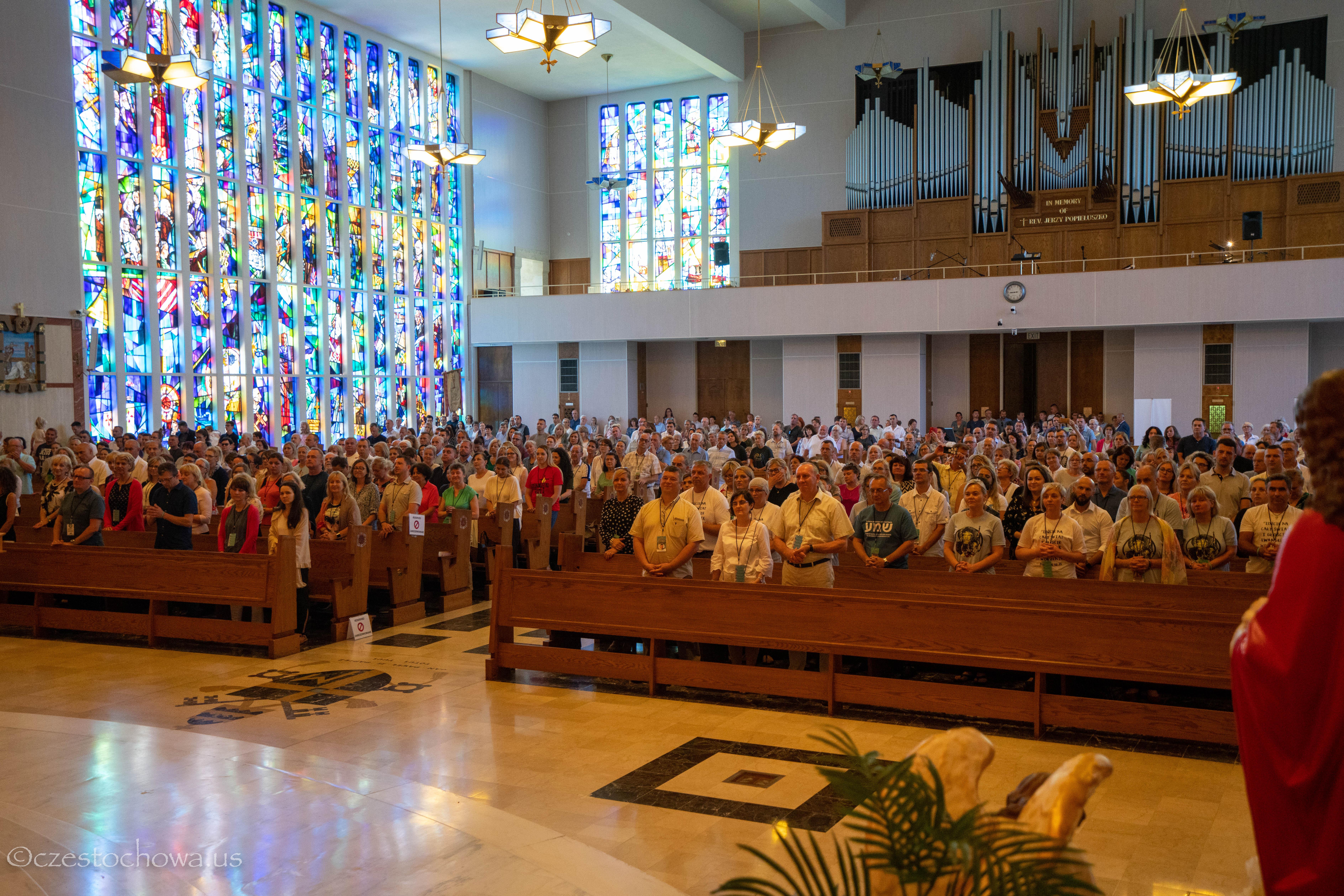 Pierwszy Kongres Nowej Ewangelizacji w Amerykańskiej Częstochowie