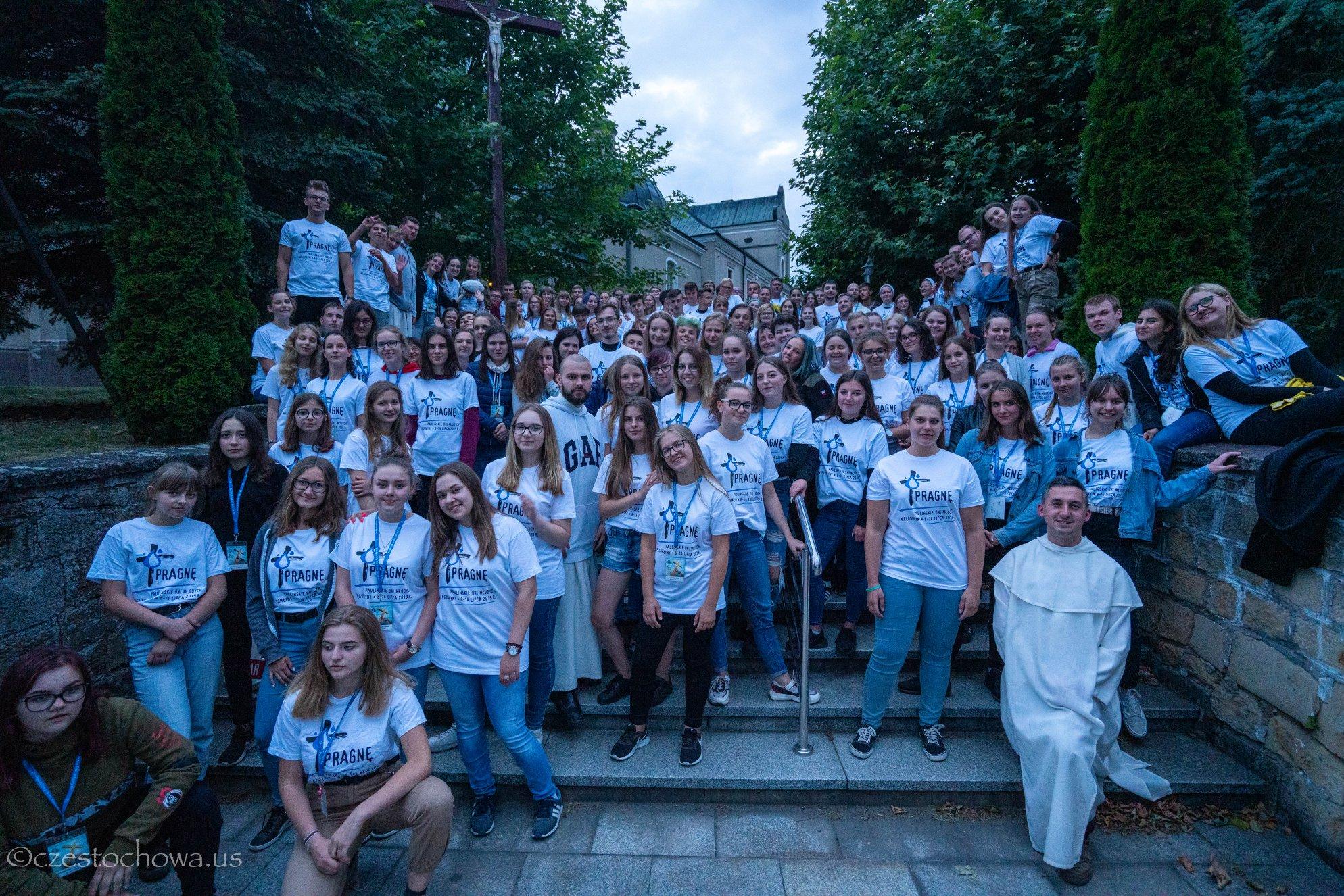 Pielgrzymka Grupy Młodzieżowej do Polski