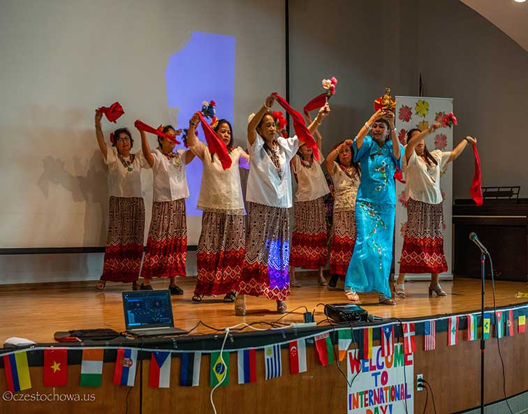 International Day at American Czestochowa