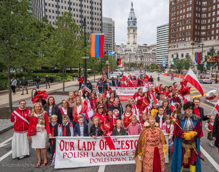 Parada Pułaskiego w Filadelfii